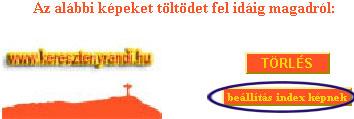 Egy feltöltött fénykép beállítása indexképnek a Keresztenyrandi.hu internetes társkereső oldal rendszerében. társkeresés - társkeresők - fényképes - keresztény - keresztyény - külföldi - nemzetközi - hirdetések