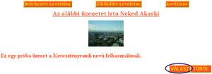 Levél írás a megtekintett adatlapon keresztül a Keresztenyrandi.hu internetes társkereső oldal rendszerében. társkeresés - társkeresők - fényképes - keresztény - keresztyény - külföldi - nemzetközi - hirdetések